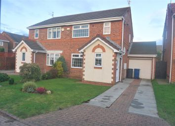 3 bed semi-detached house for sale in Beacon Glade, South Shields NE34