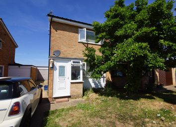 Thumbnail 2 bed semi-detached house for sale in Vermeer Crescent, Shoeburyness, Southend-On-Sea