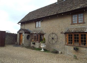 Thumbnail 4 bed cottage to rent in Stanton Park, Leigh Delamere, Chippenham