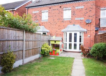 Thumbnail 3 bed town house for sale in Chesterfield Road, Lichfield