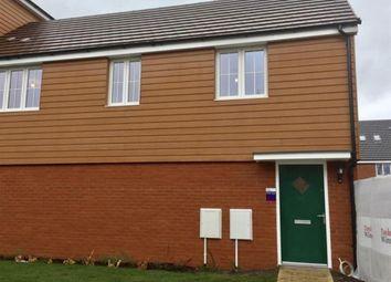 Thumbnail 2 bed flat to rent in Theedway, Leighton Buzzard