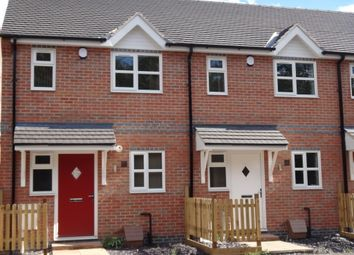 Thumbnail 2 bed terraced house to rent in Barkby Road, Rushey Mead, Leicester
