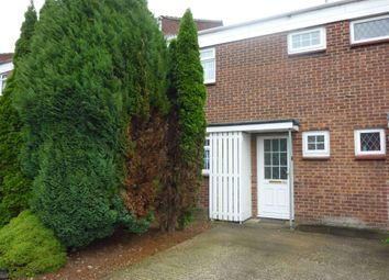 Thumbnail 3 bed terraced house to rent in Meadow Road, Bushey