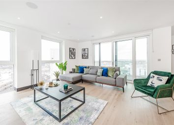 Thumbnail 3 bed flat to rent in Marquis House, 45 Beadon Court, Hammersmith, London