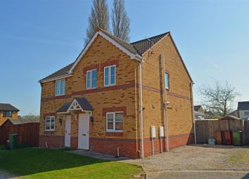 Thumbnail 3 bed semi-detached house for sale in Herriot Walk, Scunthorpe
