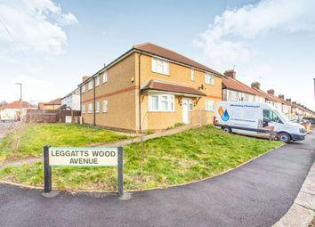 Thumbnail 3 bed flat to rent in Leggatts Wood Avenue, Watford
