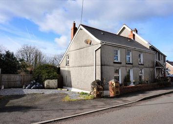 Thumbnail 2 bedroom cottage for sale in Heol Y Dre, Cefneithin, Llanelli