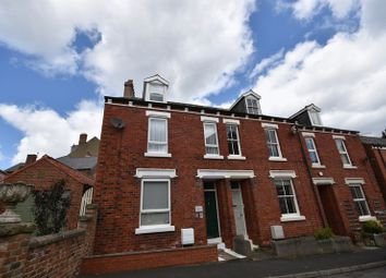 Thumbnail 4 bed end terrace house for sale in Well Close Terrace, Whitby
