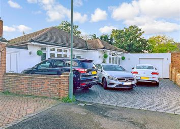 Thumbnail 4 bed detached bungalow for sale in Rudland Road, Bexleyheath, Kent