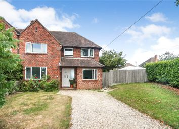 Thumbnail 3 bed semi-detached house for sale in 2 Kings Crescent, Lymington, Hampshire