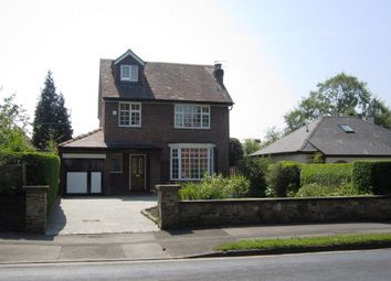 Thumbnail 4 bed detached house to rent in Manor Close, Cheadle Hulme, Cheadle