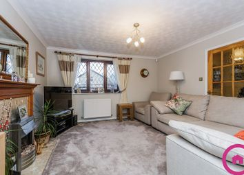 Thumbnail 3 bed detached house for sale in Essex Close, Churchdown, Gloucester