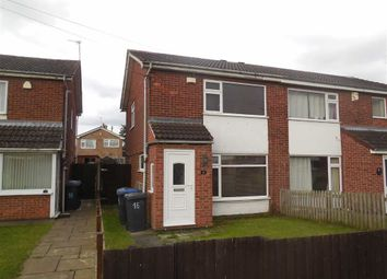2 bed semi-detached house for sale in Lochmore Drive, Hinckley LE10