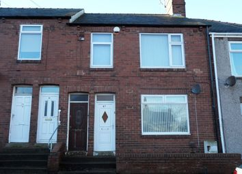 Thumbnail 2 bed flat for sale in Rothbury Avenue, Gateshead