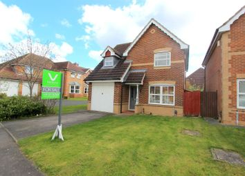 Thumbnail 3 bedroom detached house for sale in Helmsdale Close, Darlington