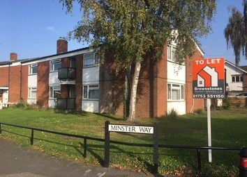 Thumbnail 2 bed flat to rent in Barchester Road, Langley, Slough