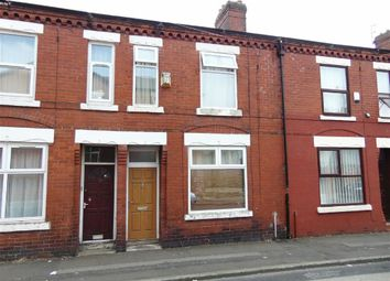 Thumbnail 3 bed terraced house for sale in Princedom Street, Moston, Manchester