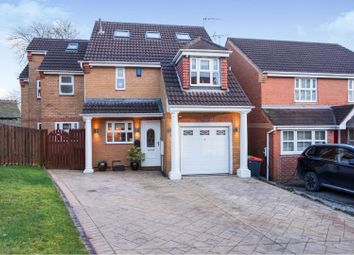 4 bed detached house for sale in Whitegates Way, Sutton-In-Ashfield NG17