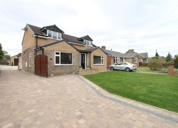 Thumbnail 4 bed detached bungalow for sale in Harewood Crescent, Old Tupton, Chesterfield