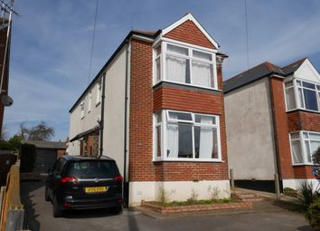 Thumbnail 3 bed detached house for sale in Solent Road, Drayton, Portsmouth