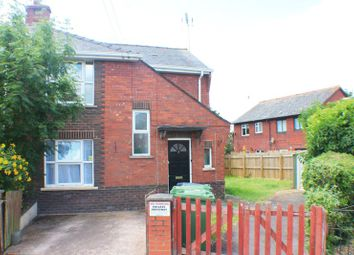 Thumbnail 1 bed flat to rent in Tennyson Avenue, Exeter