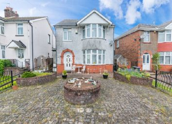 Thumbnail 3 bedroom detached house for sale in Broadway, Pontypool, Monmouthshire.
