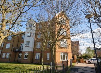 Thumbnail 2 bed flat for sale in Greenhaven Drive, Central Thamesmead, London
