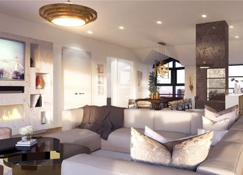 Thumbnail 4 bedroom flat for sale in Kensington Gardens Square, Bayswater, London