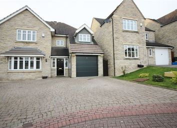 Thumbnail 4 bedroom detached house for sale in Thorncliffe Close, Aston Manor, Swallownest, Sheffield