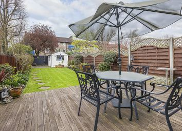 Thumbnail 3 bed terraced house for sale in Hurst Avenue, Chingford, London.