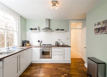 Thumbnail 2 bed maisonette to rent in St Albans Avenue, Chiswick, London