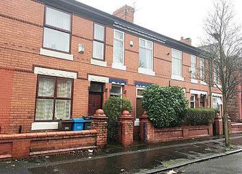 Thumbnail 2 bedroom terraced house for sale in Horton Road, Fallowfield, Manchester