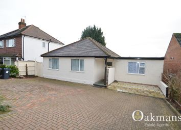 Thumbnail 4 bed bungalow to rent in Weoley Park Road, Birmingham, West Midlands.
