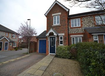 Thumbnail 3 bed semi-detached house to rent in Bowmont Water, Didcot, Oxfordshire