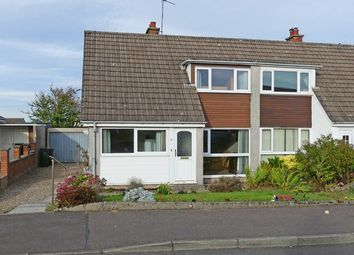 Thumbnail 3 bed semi-detached bungalow for sale in Muirend Gardens, Perth