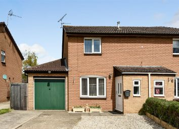 Thumbnail 3 bed semi-detached house for sale in Bracken Close, Carterton