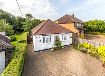 Thumbnail 2 bed detached bungalow for sale in Mayflower Road, Park Street, St. Albans, Hertfordshire
