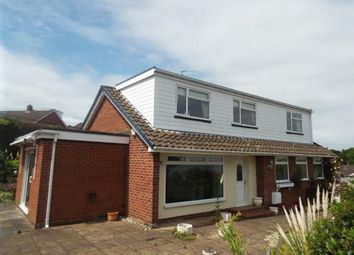 Thumbnail 4 bed detached house for sale in Pistyll, Milwr, Holywell, Flintshire