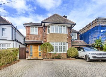 Thumbnail 5 bed detached house to rent in Basing Hill, London