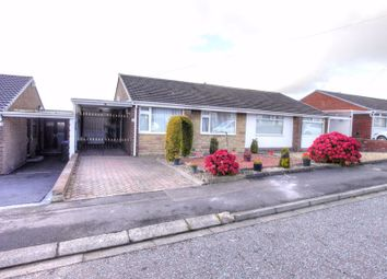 2 bed bungalow for sale in Eden Close, Chapel House, Newcastle Upon Tyne NE5
