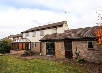 Thumbnail 4 bed detached house for sale in Lytes Cary Road, Keynsham, Bristol