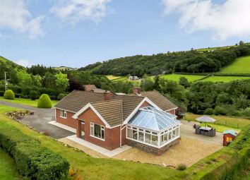 Thumbnail 3 bed bungalow for sale in Maes Y Felin, Glan Y Nant, Llanidloes, Powys