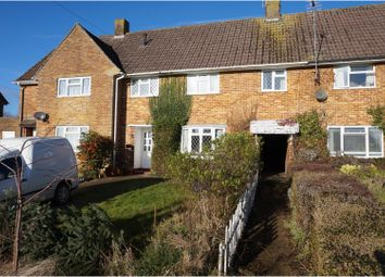 Thumbnail 3 bed terraced house for sale in Westman Road, Winchester