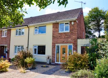 Thumbnail 3 bed semi-detached house for sale in Woodlands, Dorchester