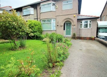 Thumbnail 4 bed semi-detached house for sale in Prenton Road East, Birkenhead, Merseyside