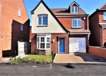Thumbnail 5 bedroom detached house for sale in Stoney Lane, West Bromwich
