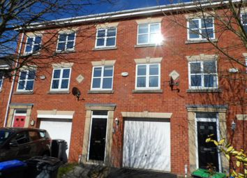 Thumbnail 3 bed terraced house for sale in Swift Close, Blackpool