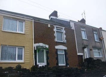 Thumbnail 2 bed terraced house for sale in Dinas Street, Plasmarl, Swansea, City And County Of Swansea.