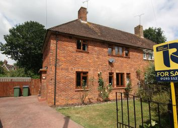 Thumbnail 3 bed semi-detached house for sale in Fairfield Cottages, Cowfold, Horsham
