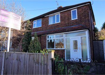 Thumbnail 3 bedroom semi-detached house for sale in Salisbury Street, Beeston